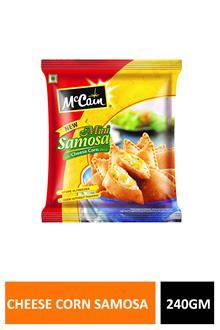 Mccain Cheese Corn Samosa 240gm