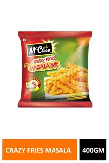 Mccain Crazy Fries Masala Mix 400gm