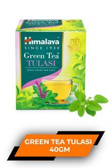 Himalaya Green Tea Tulasi Bag 40gm