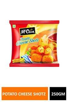 Mccain Potato Cheese Shotz 250gm
