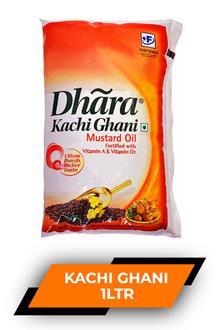 Dhara Kachi Ghani 1ltr