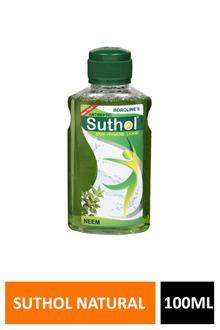 Borolines Suthol Natural 100ml
