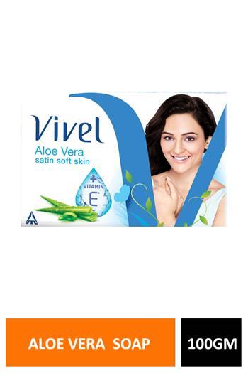 Vivel Aloevera Soap 100gm