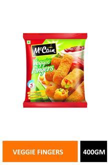 Mccain Veggie Fingers 400gm
