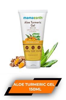 Mamaearth Aloe Turmeric Gel 150ml