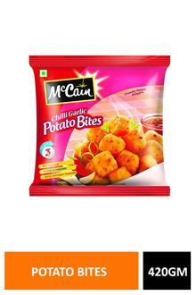 Mccain Chilli Garlic Potato Bites 420gm