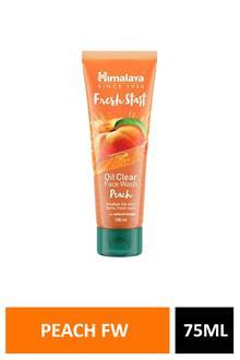 Himalaya Fresh Start Peach F/w 75ml