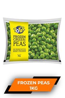 Total Forzen Green Peas 1kg