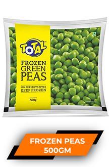Total Forzen Green Peas 500gm