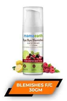 Mamaearth Bye Bye Blemishes Face Cream 30gm