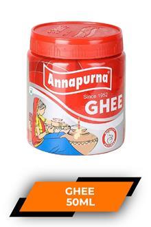 Annapurna Ghee 50ml