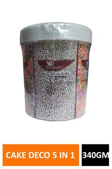 Blossom Assorted Cake Deco 5 In 1 340gm