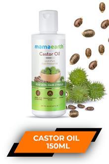 Mamaearth Castor Oil 150ml