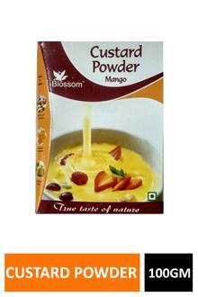 Blossom Custard Powder Mango 100gm