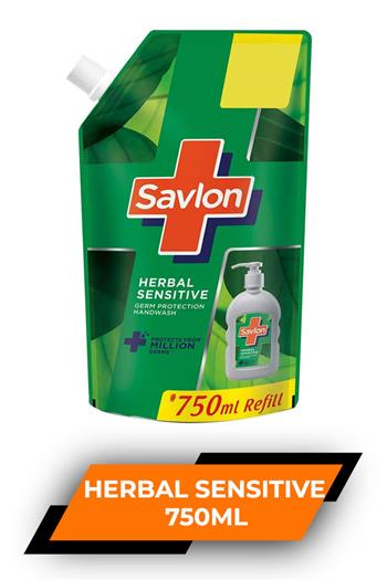 Savlon Herbal Sensitive 750ml