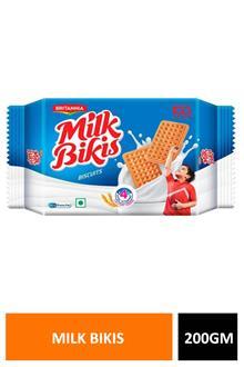 Britania Milk Bikis 200gm