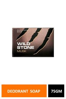 Wild Stone Musk Deodrant Soap 75gm