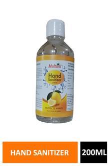 Multani Hand Sanitizer 200ml