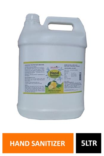Multani Hand Sanitizer 5ltr