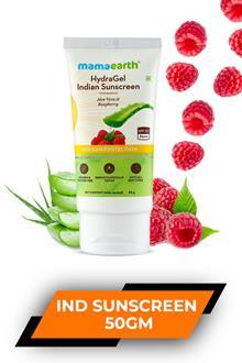 Mamaearth Ind Sunscreen 50gm