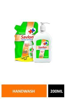 Savlon Herbal Sensitive 200ml