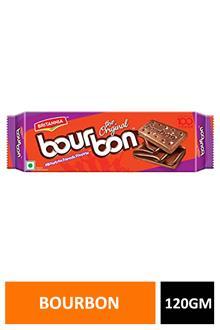 Britania Bourbon 120gm