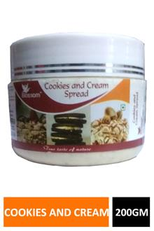 Blossom Cookies And Cream Spread 200gm