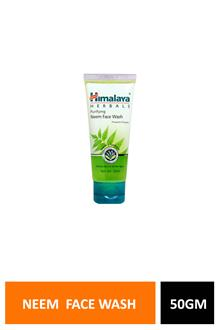 Himalaya Neem Face Wash 50gm