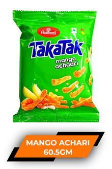 Haldiram Takatak Mango Achari 60.5gm