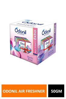 Odonil Air Freshner 50gm X 3+1