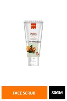 Vlcc Walnut Face Scrub 80gm