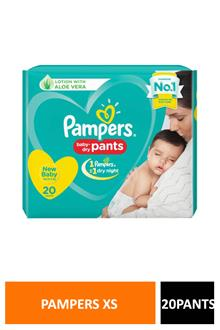Pampers Xs20 Pants