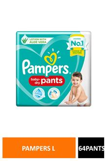 Pampers L64 Pants