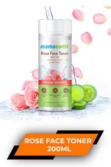 Mamaearth Rose Face Toner 200ml