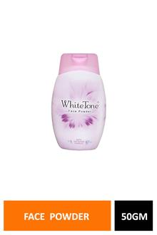 White Tone Face Powder 50gm