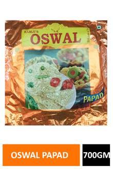 Oswal (ramji) Papad 700gm