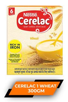 Cerelac 1 Wheat 300gm