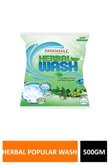 Patanjali Herbal Popular  Wash 500gm