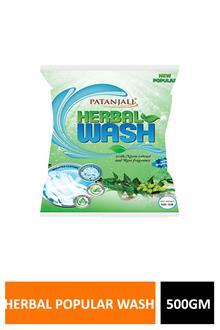 Patanjali Herbal Popular  Wash 500gm