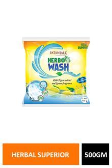 Patanjali Herbal Superior Wash 500gm