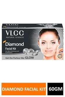 Vlcc Diamond Facial Kit 60gm