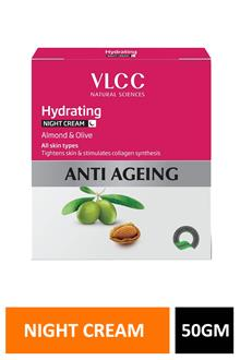 Vlcc Hydrating Night Cream 50gm