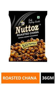 Nuttoz Roasted Chana 36gm