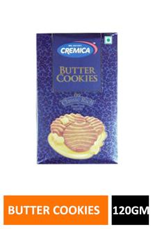 Cremica Butter Cookies 120gm