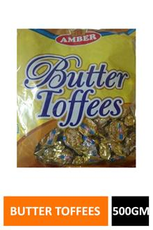 Amber Butter Toffees 500gm