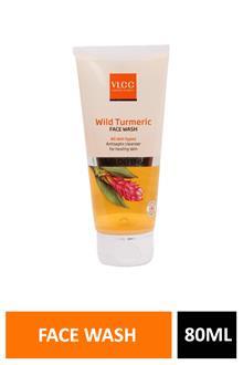 Vlcc Wild Turmeric Face Wash 80ml