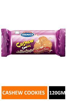 Cremica Cashew Cookies 120gm