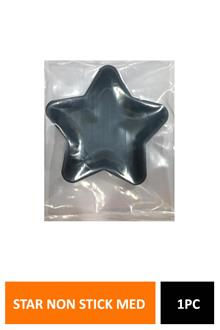 Cake Mould Star Non Stick Med