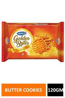 Cremica Golden Bites Butter Cookies 120gm