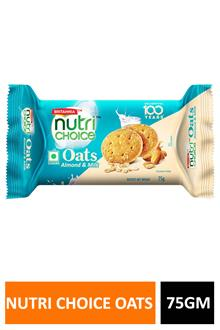 Britania Oats Almond & Milk 75gm